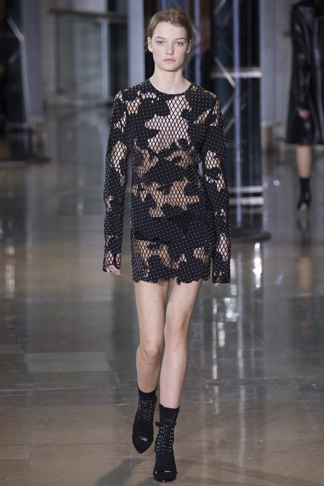 PARIS FASHIONW WEEK Anthony Vaccarello Fall 2016. www.imageamplified.com, Image Amplified (42)
