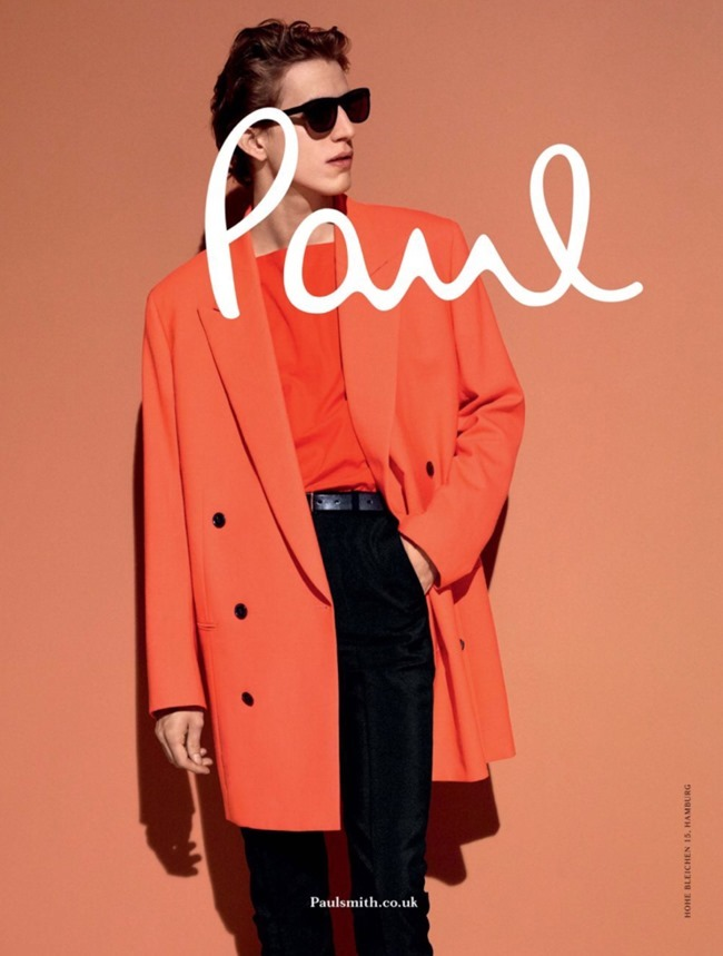 CAMPAIGN Xavier Buestel for Paul Smith Spring 2016 by Viviane Sassen. www.imageamplified.com, Image Amplified (4)
