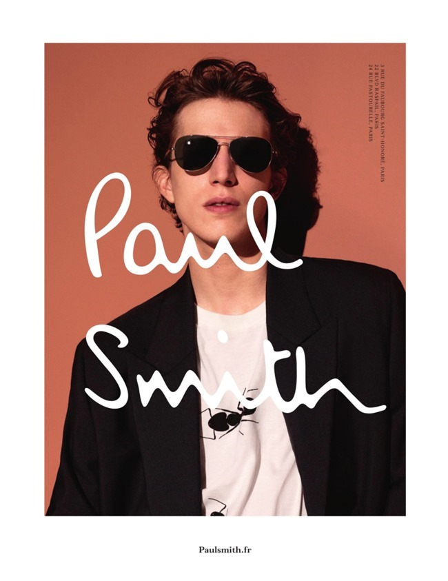 CAMPAIGN Xavier Buestel for Paul Smith Spring 2016 by Viviane Sassen. www.imageamplified.com, Image Amplified (5)