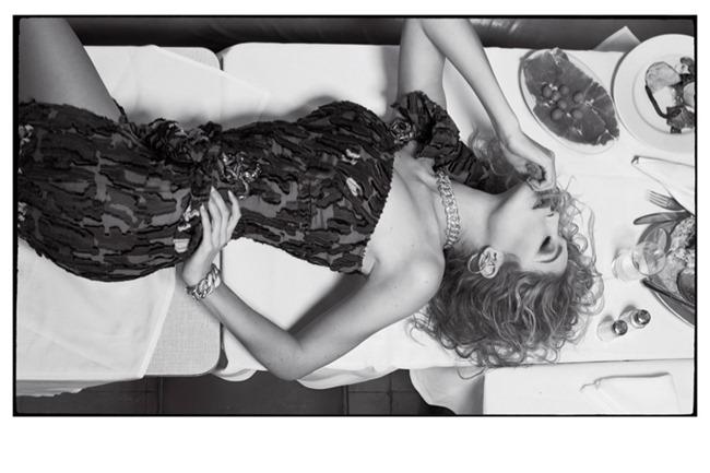 CR FASHION BOOK Gigi Hadid by Sebastian Faena. Carine Roitfeld, Spring 2016, www.imageamplified.com, Image Amplified (5)