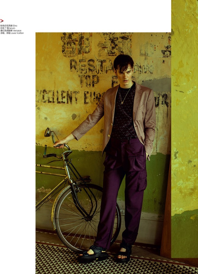 HARPER'S BAZAAR MEN'S STYLE CHINA Charles Markham by Xiao Li. Evane Shi, February 2016, www.imageamplified.com, Image Amplified (7)