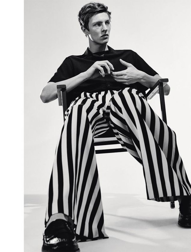 L'OFFICIEL HOMMES GERMANY Tim Schuhmacher by Jana Gerberding. Isabelle Thiry, Spring 2016, www.imageamplified.com, Image Amplified (2)
