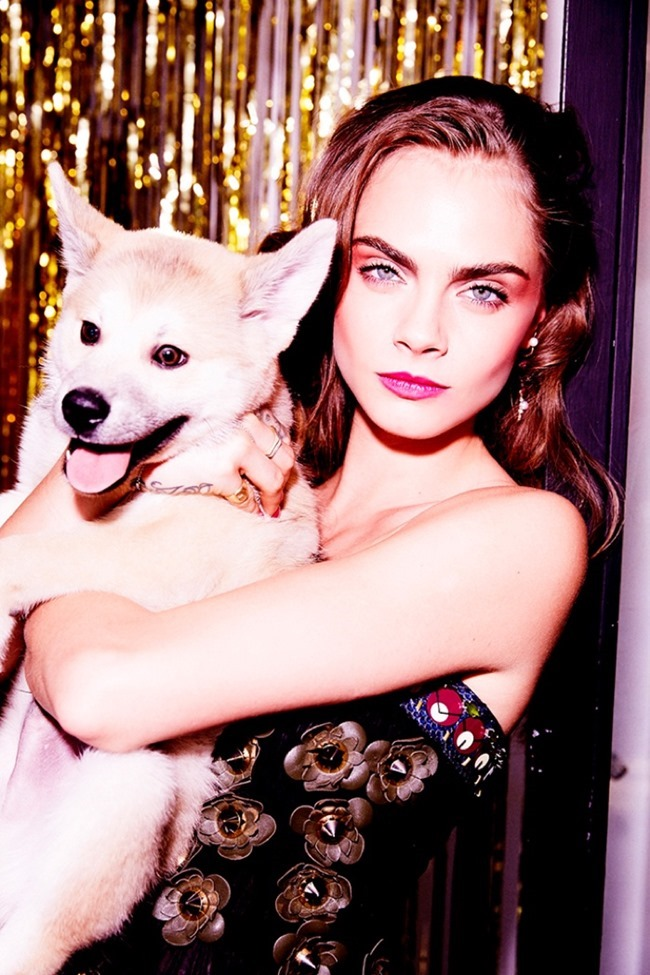 T STYLE Cara Delevigne by Ellen von Unwerth. February 2016, www.imageamplified.com, Image Amplified (2)